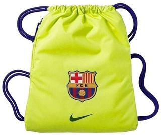 Nike FC Barcelona Shoe Bag Green