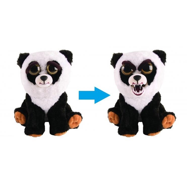 Mīkstā rotaļlieta Goliath Feisty Pets Panda 32324
