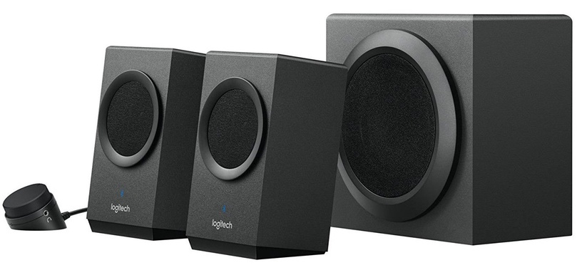 Logitech Z337 2.1 PC Speakers with Subwoofer