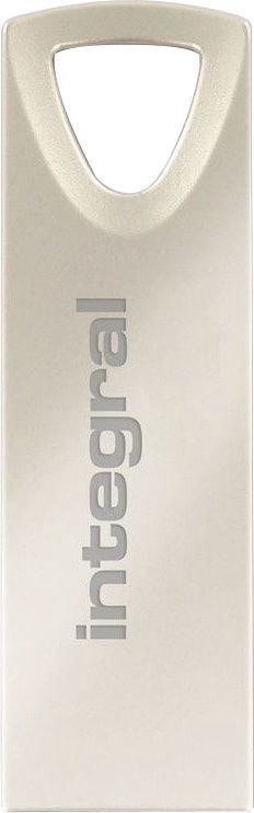 Integral Metal Arc USB Flash Drive 64GB INFD64GBARC