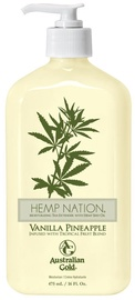 Australian Gold Hemp Nation Hydrating Body Lotion 475ml Vanilla-Pineapple