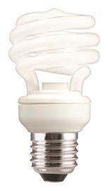 Kompaktinė liuminescencinė lempa GE T2, 8W, E27, 2700K, 470lm