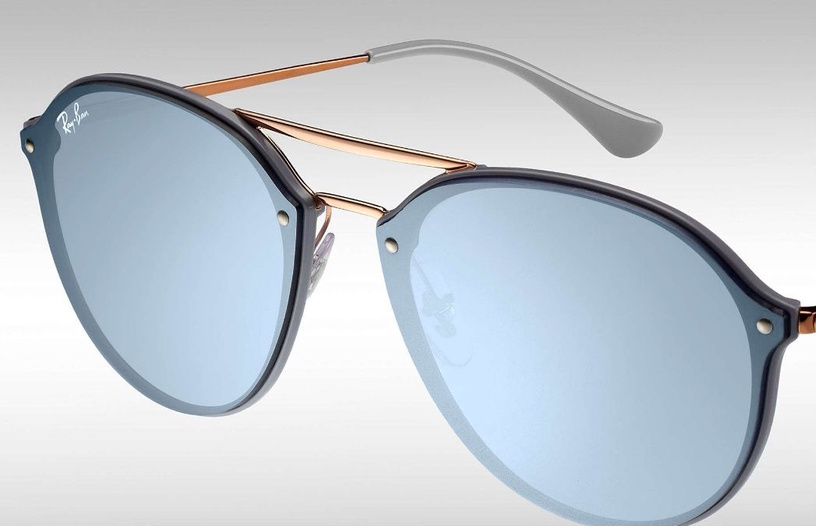 Ray-Ban Blaze Double Bridge RB4292N 63261U 62mm