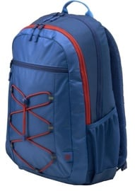 "HP Notebook Backpack 15.6"" Blue/Red"