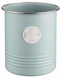 Typhoon Living Utensil Storage Pot 1L Blue