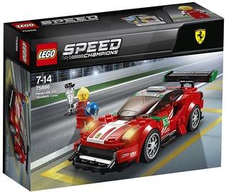 Konstruktorius LEGO Speed Champions Ferrari 488 GT3 ''Scuderia Corsa'' 75886