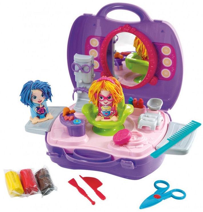 PlayGo Dough Hair Salon 8825