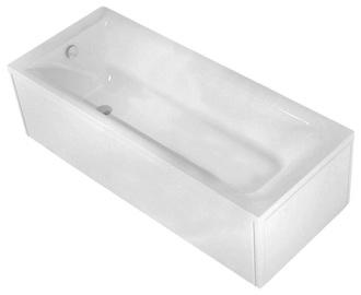 Vento Baltic Bath White 140x70x39cm