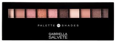 Gabriella Salvete Eyeshadow Palette 10 Shades 12g 01