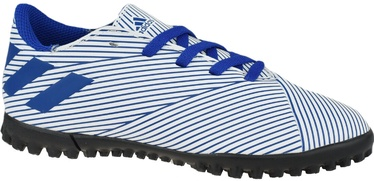 Adidas Nemeziz 19.4 TF Kids Shoes FV3313 Blue/White 28