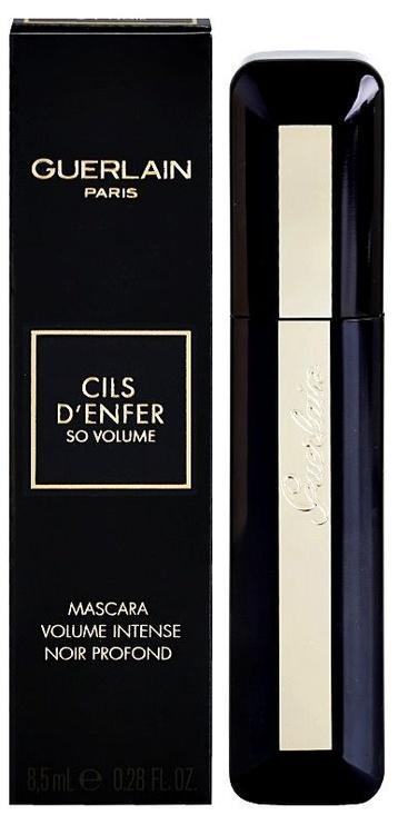 Guerlain Mon Guerlain 50ml EDP + Cils d'Enfer So Volume Mascara 8.5ml 01 + Bag