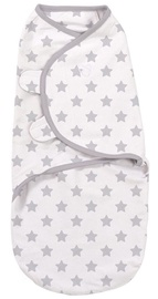 Laste magamiskott Summer Infant SwaddleMe Original Swaddle Large Grey Star