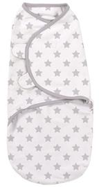 Summer Infant SwaddleMe Original Swaddle Large Grey Star