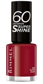 Rimmel London 60 Seconds Super Shine 8ml Nail Polish 320