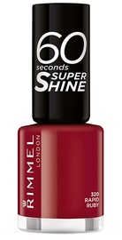 Rimmel London 60 Seconds Super Shine 8ml Nail Polish 320