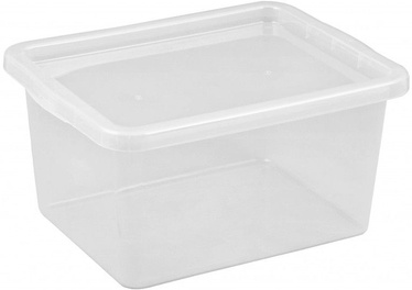 Plast Team Basic Box with Lid 595x311x395mm