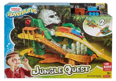 Fisher Price Thomas & Friends Thomas Adventures Jungle Quest FBC73