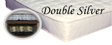 SPS+ Double Silver 90x200