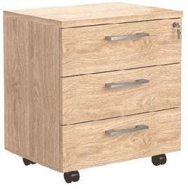 Skyland Torr Z TMC 3D Office Cabinet Devon Oak