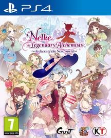 Nelke & the Legendary Alchemists: Ateliers of the New World PS4
