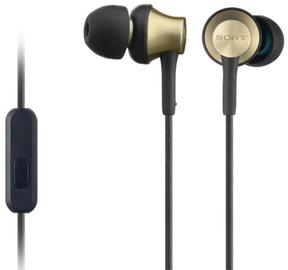 Ausinės Sony Sony MDR-EX650AP In-Ear Earphones Gold