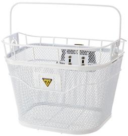 Topeak Front Basket White T-TB2001W