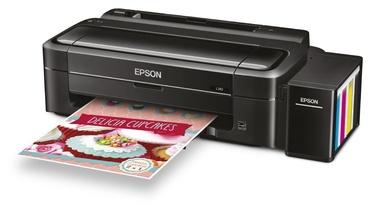 Tindiprinter Epson L310, värviline