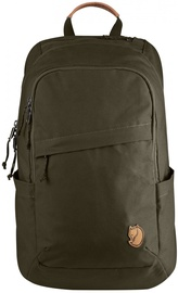 Fjall Raven Backpack Raven 20L Dark Green