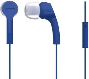 Koss KEB9i In-Ear Earphones Blue
