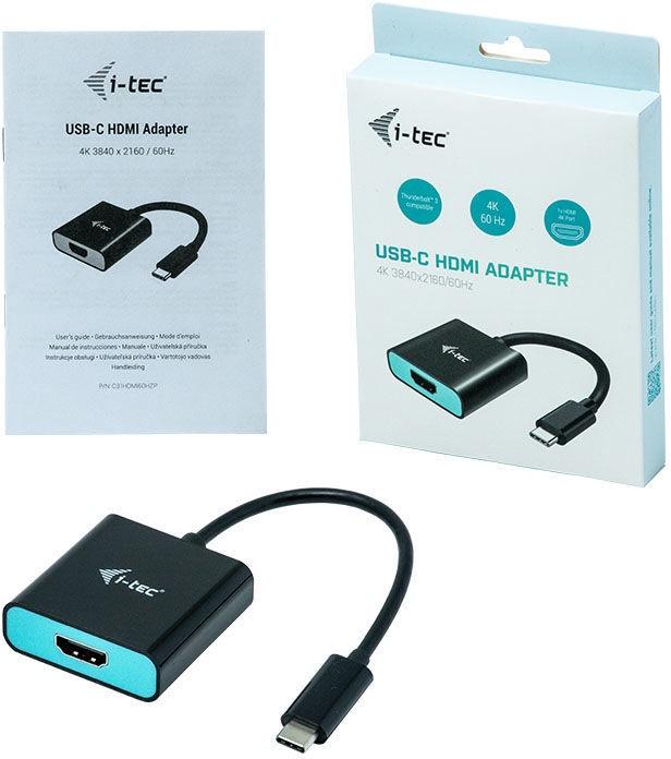 i-Tec USB-C To HDMI Adapter