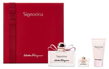 Salvatore Ferragamo Signorina 3pcs Set EDP