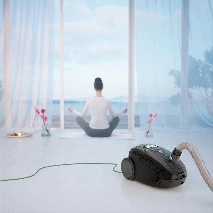 Putekļsūcējs Electrolux UltraSilencer EUS8GREEN