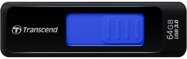 Transcend Jet Flash 760 64GB USB3.0 Black/Navy Blue