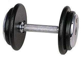 inSPORTline Single-Handed Dumbbell Profi DBS2601 20kg