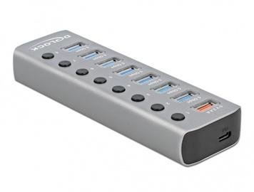 USB-разветвитель Delock 63264 USB 3.2 Gen1