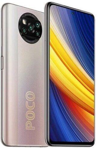 Мобильный телефон Poco X3 Pro, коричневый, 6GB/128GB