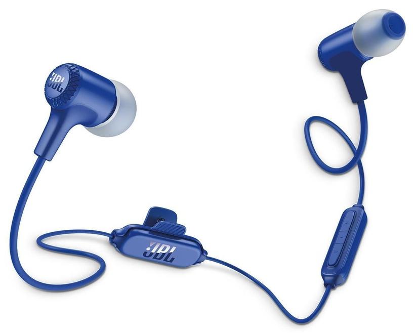 Ausinės JBL E25 Bluetooth Headphones Blue