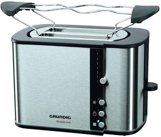 Тостер Grundig TA 5260 Stainless Steel/Black