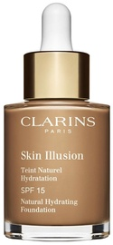 Clarins Skin Illusion Natural Hydrating Foundation SFP15 30ml 114