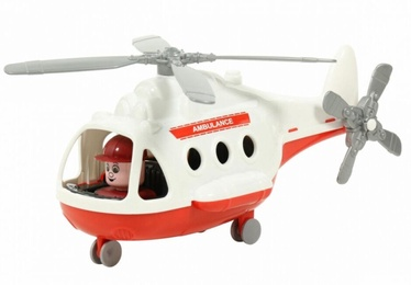 Polesie Rescue Helicopter Alfa 72399