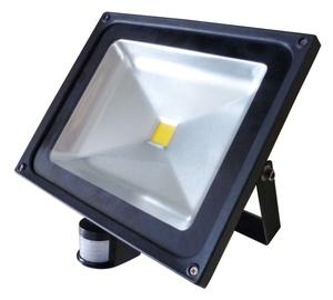 Prožektors Vagner SDH LED 50W IP65, melns