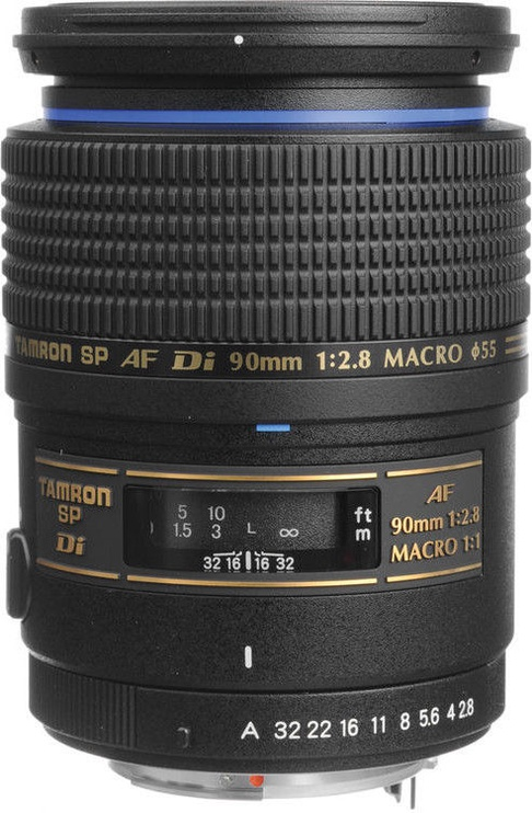 Objektyvas Tamron SP AF 90mm f/2.8 Di Macro for Pentax