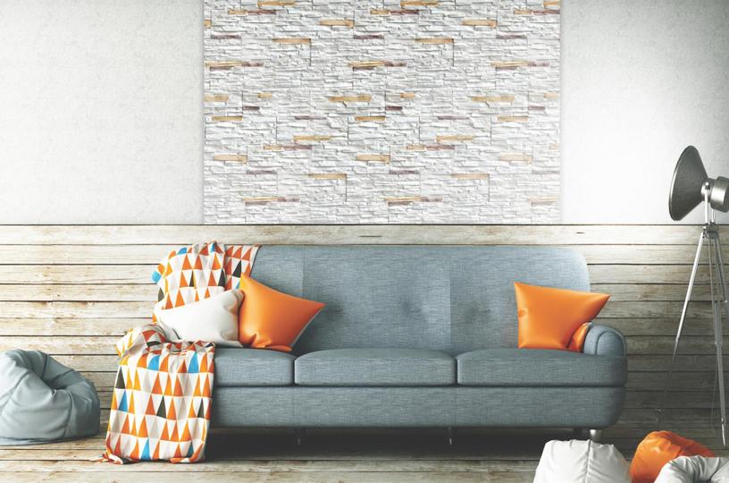 Декоративный камень Stone Master Wall Decorative Tiles Luna 0.53 37x12cm