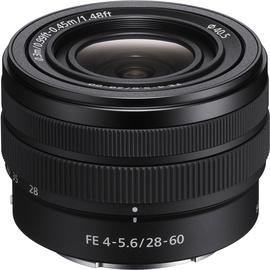 Objektīvs Sony FE 28-60mm F4-5.6, 167 g