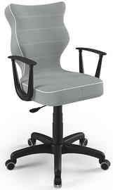 Entelo Childrens Chair Norm Size 5 JS03 Black/Grey