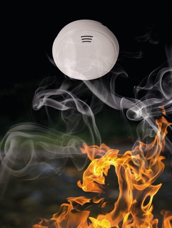 Abus Smoke Alarm GRWM30500