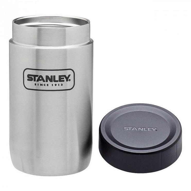 Stanley Adventure Food Vacuum Thermos 0.41l Metal Black