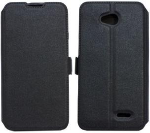 Telone Super Slim Shine Book Case For Huawei Mate 10 Lite Black