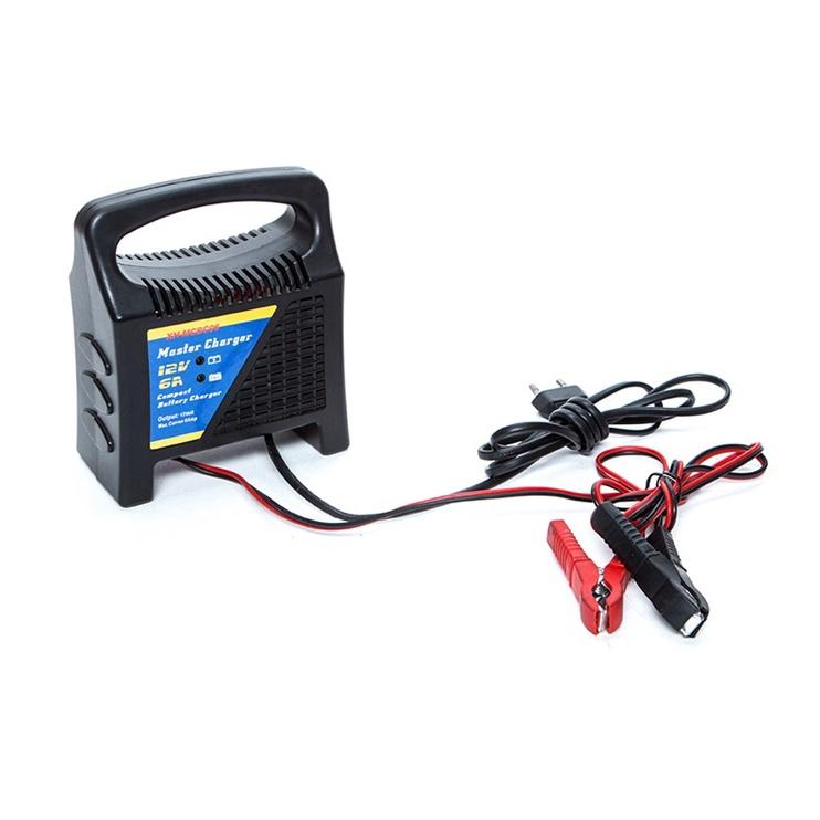 Зарядное устройство Master 6AMP, 12 В, 6 а