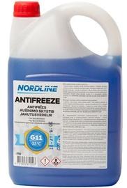 Nordline Longlife G11 Antifreeze Blue 4l
